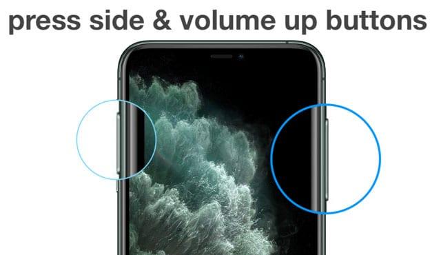 Cómo hacer una captura de pantalla en tu iPhone o iPad