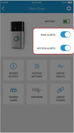 ¿No recibes notificaciones de Ring en tu iPhone? Cómo solucionarlo