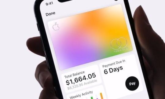 ¿Deberías conseguir la tarjeta de Apple? Aquí hay algunas cosas a considerar