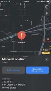Cómo guardar y renombrar pines en los nuevos Mapas de Apple