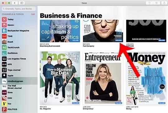 Apple News+ tiene una nueva e ingeniosa función: cómo usarla en el iPhone, iPad y Mac.