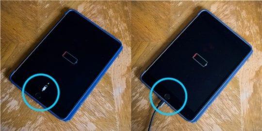 Qué hacer si tu iPad mini no se carga o se carga lentamente