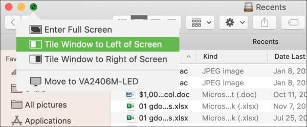Cómo gestionar las aplicaciones y ventanas abiertas en Mac