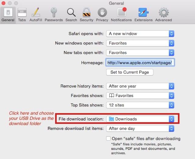 Cómo descargar fotos de iCloud a una unidad externa (unidad USB)