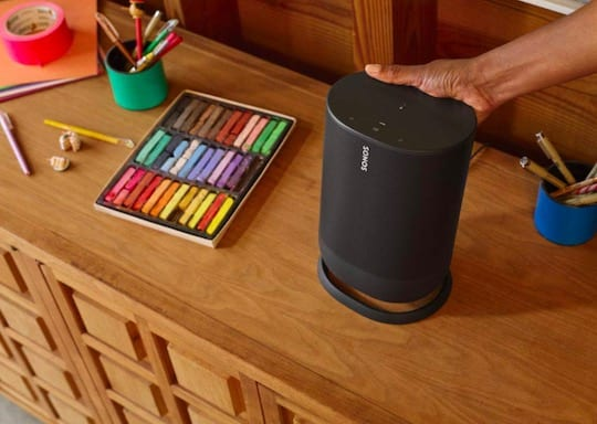 Sonos Move, ¿el mejor altavoz para tu nuevo iPhone?