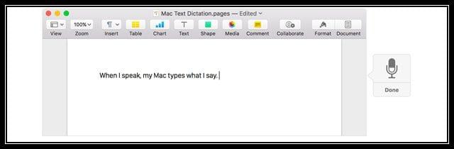 El dictado no funciona en Mac OS X y macOS, ¿cómo lo arreglo?