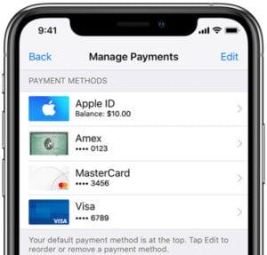 ¿Quieres cambiar tu método de pago de iCloud? Aquí está cómo hacerlo.