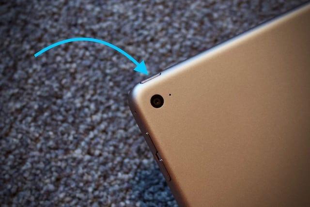 ¿Qué son los interruptores y botones laterales de mi iPad?