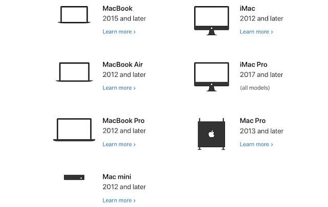 Cómo crear un instalador USB de MacOS Catalina