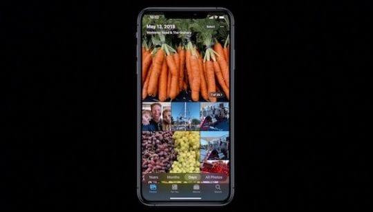 Aquí está todo lo nuevo en Fotos y Cámara en iOS 13