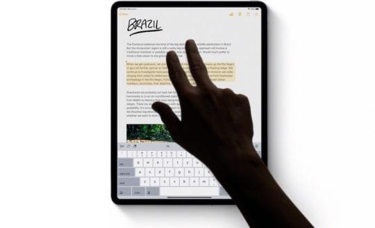 Apple ha llevado el mejor dispositivo apuntador de ˜worlds un paso más allá en el iOS 13 y el iPadOS