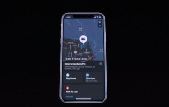 """Cómo la nueva aplicación """"Encuentra mi"""" localiza en privado tus dispositivos sin conexión"""